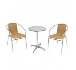Комплект мебели для кафе LFT-3094B-T3127