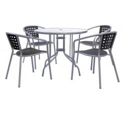 Комплект мебели для кафе ХRB-042В-D90