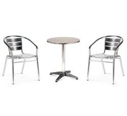 Комплект мебели для кафе LFT-3058-T3127
