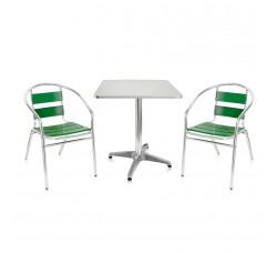 Комплект мебели для кафе LFT-3064-T3125-D60