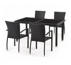 Набор мебели (иск. ротанг) T285A / Y-274A