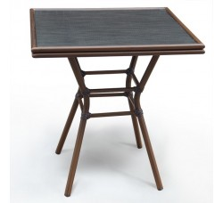 Стол для летнего кафе 70х70 А1016
