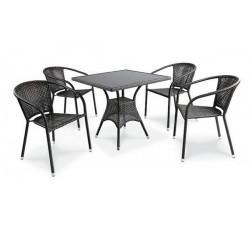 Комплект мебели из искусственного ротанга T197B-Y137B