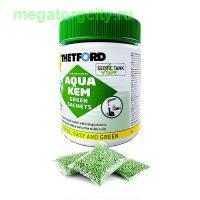 Порошок для биотуалетов Thetford Aqua Kem Green Sachets 15шт уп