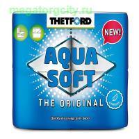 Туалетная бумага для биотуалетов Aqua Soft № 1