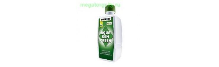 Туалетная жидкость Thetford Aqua Kem Green 0.375л