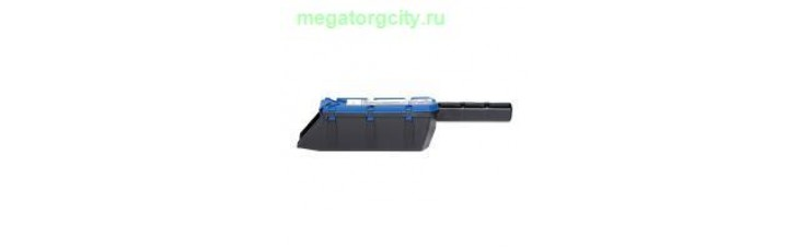 Мультифункциональный дозатор Prosperplast Sharkie синий черный