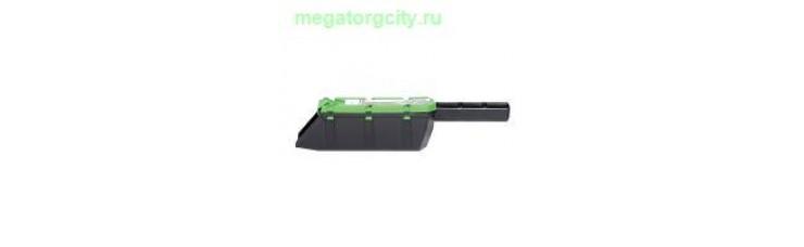 Мультифункциональный дозатор Prosperplast Sharkie зеленый черный