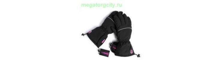 Перчатки с подогревом Pekatherm разм.M + 2 аккумулятора и заряд.устройство