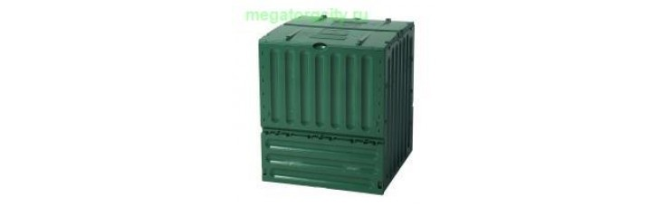 Компостер GRAF Eco-King 600л. зеленый