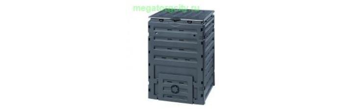 Компостер GRAF Eco-Master 300л. черный
