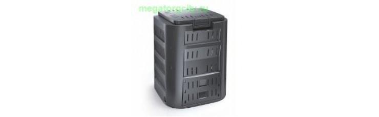 Компостер Prosperplast Compogreen 320л. черный