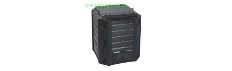 Компостер Prosperplast Compogreen 380л. черный