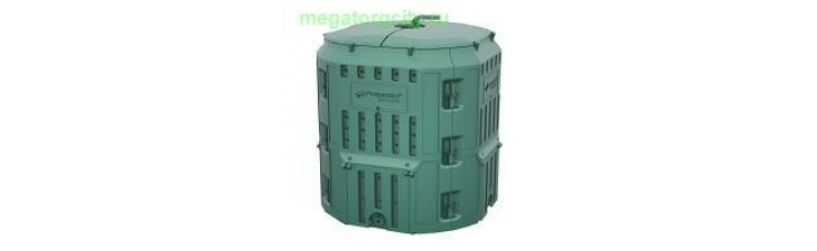 Компостер Prosperplast Compothermo 340л. зеленый