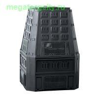 Компостер Prosperplast Evogreen 850л. черный