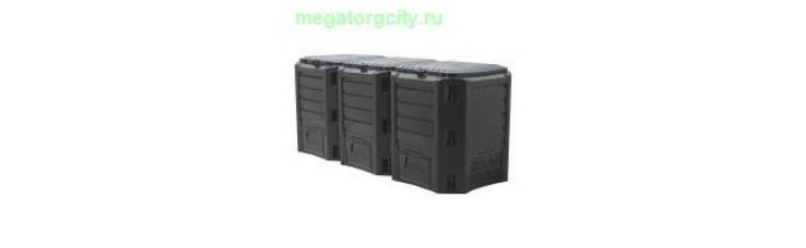 Компостер Prosperplast Module 1200л. черный