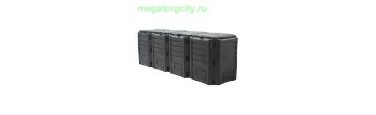 Компостер Prosperplast Module 1600л. черный