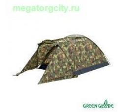 Палатка пляжная Green Glade Army 2