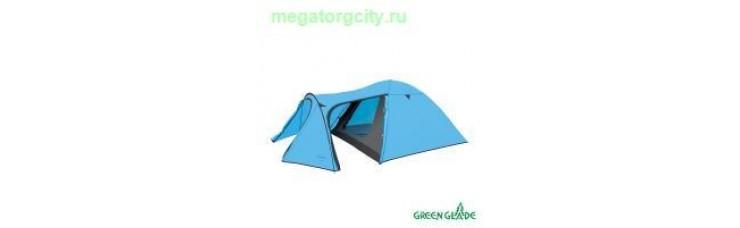 Палатка туристическая Green Glade Zoro 4 местная