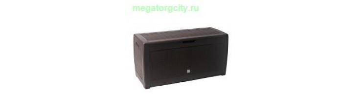 Ящик для хранения Prosperplast Boxe Rato 310л венге