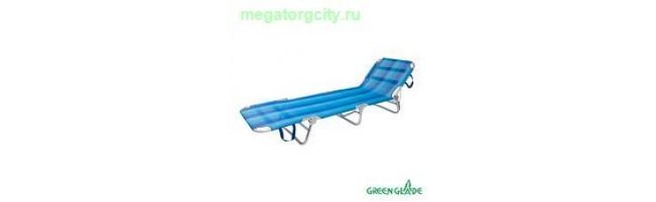 Шезлонг складной Green Glade М6186
