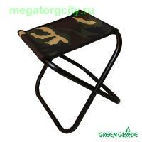 Табурет складной Green Glade РС210 камуфляж