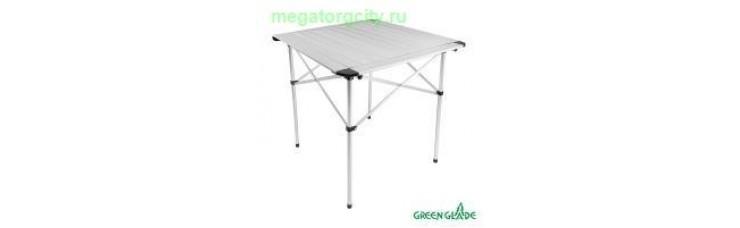 Стол раскладной Green Glade 5205 70х70